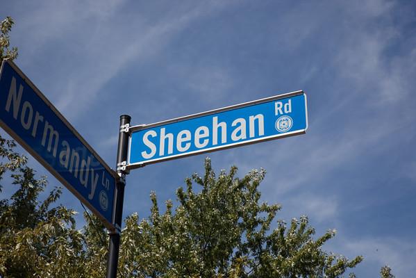 Sheehan Rd James Sheehan Cemetary