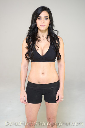 Fitness Product Photoshoot