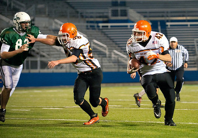 2011-11-10 E Rockaway HS Football Quarter Finals vs Locust Valley HS