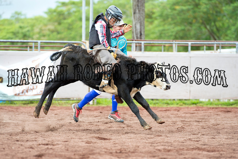JUNIOR CALF RIDING