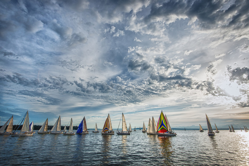 Sails and Sky