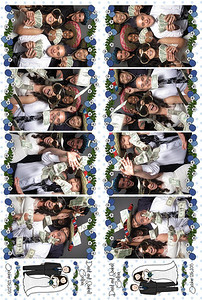 David and Isabel's wedding