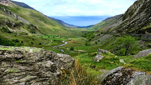 North Wales, England