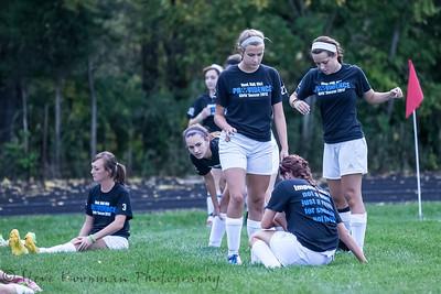 2012 PHS Girls Soccer vs Southwestern Sectional