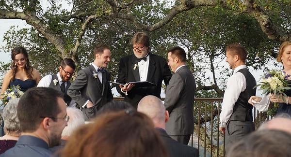 Dan and Braden's Wedding October 2015