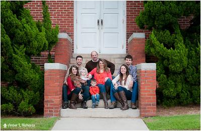 Ruggerio, Ashworth, & McMath Families