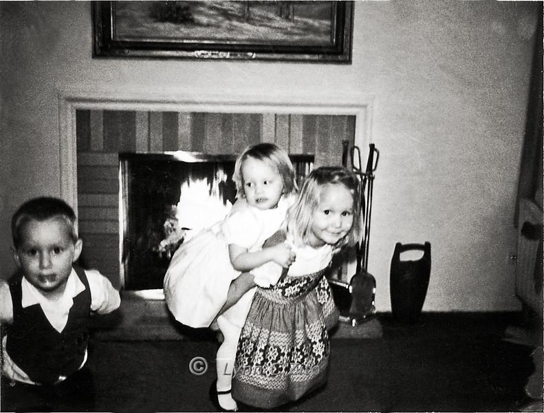 SCOTT,JOY & LYNN FEBRUARY 17, 1963
