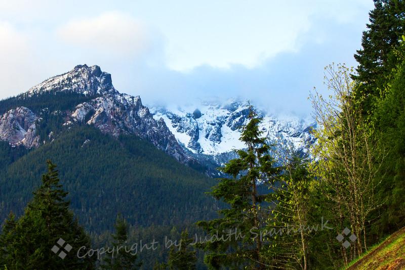 Olympic Peninsula Peaks