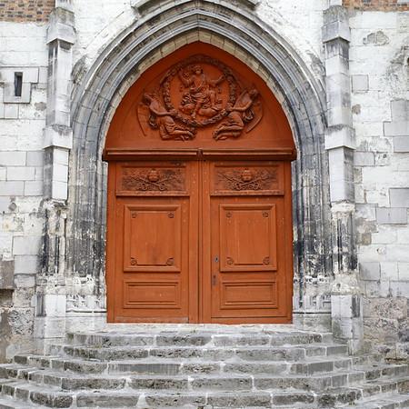 Eglise St-Pierre-du-Martroi - Orléans