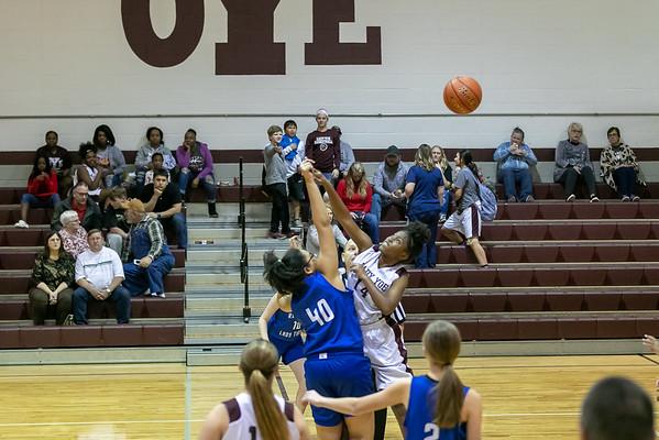 Yoe v Tigers Girls 7th Grade Basketball
