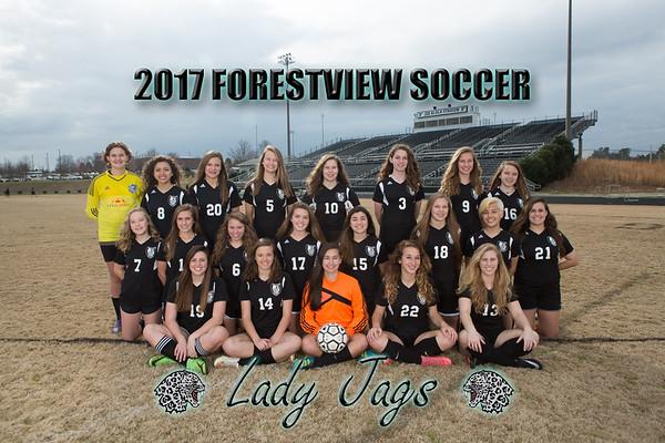 Forestview Team Photos