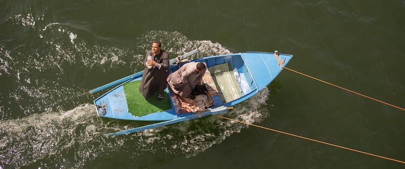Comerciando desde el agua