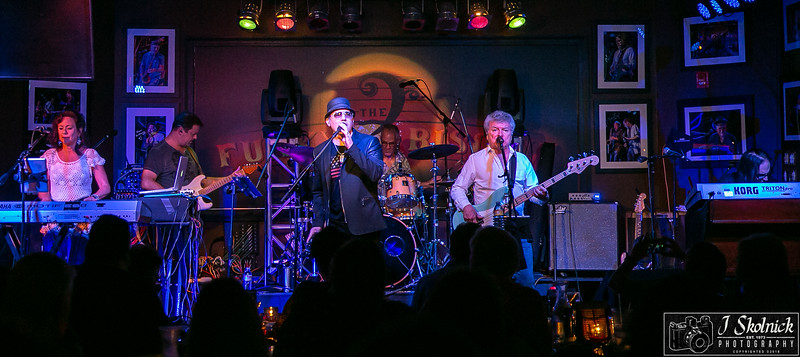 Ambrosia at the Funky Biscuit 11.09.18