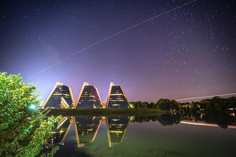 Indy Pyramids