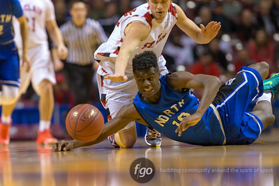 3-10-16 MSHSL Class A State Basketball - St. Clair v Minneapolis North