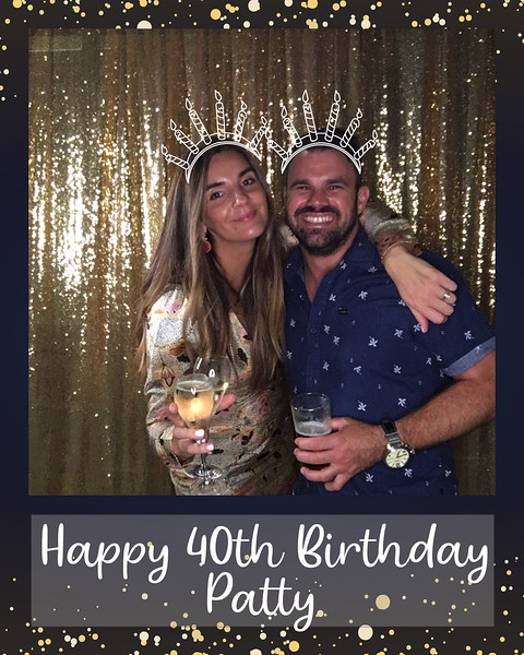Patty's Birthday