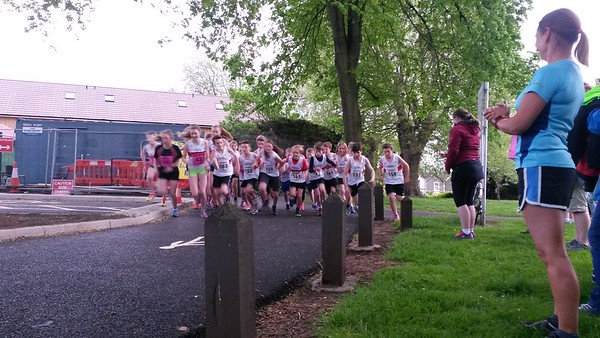 2 Mile Race May 17th 2016