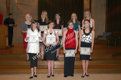 2009 Athletic Awards