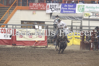 2-2-19 afternoon PRCA Rodeo perf @ BHSS