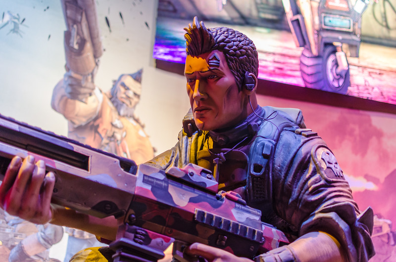 Borderlands 2 at E3 2012