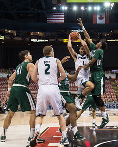 Wisconsin Green Bay v Cleveland State, 3-5-16