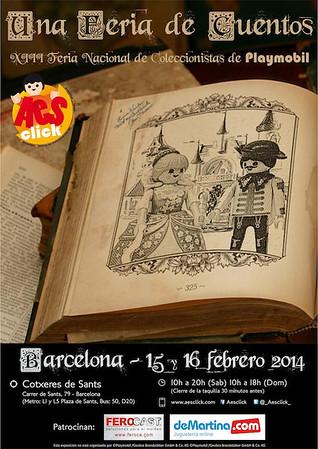 13º Feria Nacional de Coleccionistas de Playmobil