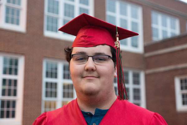 Caden's High School Graduation
