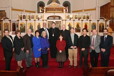 St. Catherine Ithaca Parish Visitation