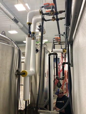 Steam & Glycol Insulation