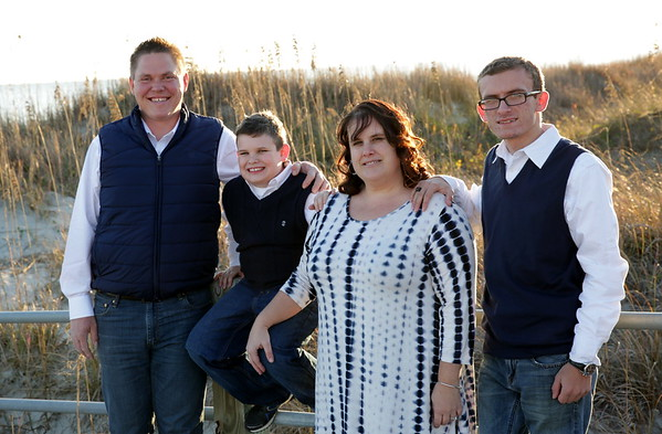 The Ratcliffe Family