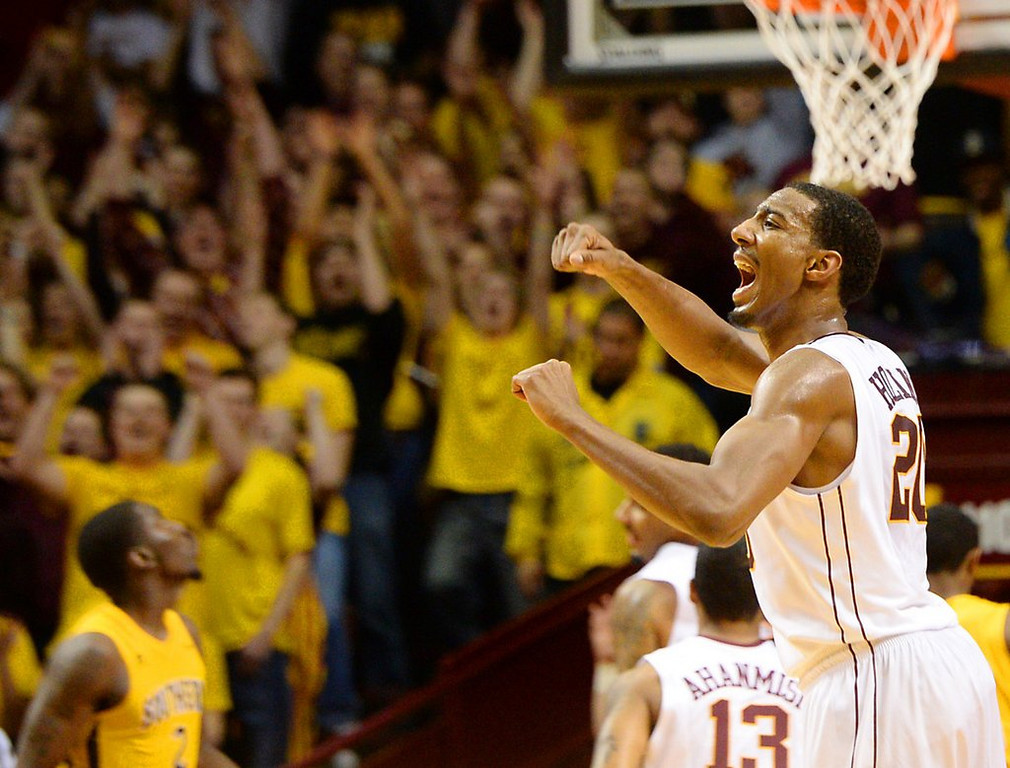 """. <p>1. NATIONAL INVITATION TOURNAMENT <p>Gophers earn a trip to the Garden ... a mostly empty Garden. (unranked) <p><b><a href=\'http://www.twincities.com/sports/ci_25420762/gophers-big-apple-bound-after-beating-southern-mississippi\' target=\""""_blank\""""> HUH?</a></b> <p>   <p>OTHERS RECEIVING VOTES <p> Bobby Knight, Harry Reid, Minneapolis-St. Paul International Airport, goalpost dunking, Gwyneth Paltrow & Chris Martin, Shaquille O�Neal, Brooklyn Nets, Kevin Connolly�s leg, David Cassidy, Jim Kelly, Darren Sharper, Oscar Pistorius, Chris Christie, Fred Hoiberg, Vogue, Madonna, Jeff Dubay, Roddy White, �Nymphomaniac�, Jabari Parker & Andrew Wiggins, �The Good Wife�, Mark Dayton, Tiger Woods, British hospitals, Egypt, Minnesota women�s hockey team, Craig Sager�s hair, Mike Williams, Brian Billick, NBA sleeved jerseys, Vladimir Putin, Yasiel Puig, Jared Allen, mudslides. <p> <br><p><i> You can follow Kevin Cusick at <a href=\'http://twitter.com/theloopnow\'>twitter.com/theloopnow</a>.</i>    (Pioneer Press: John Autey)"""