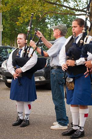 2013-08- 05 Irish American Night Inis Fada Gaelic Pipe Band