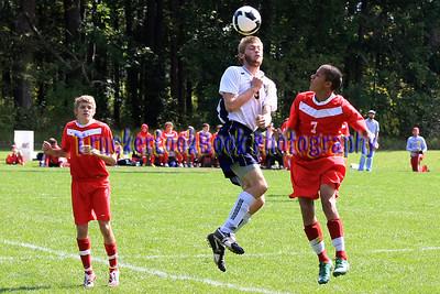 2008 Boys Soccer / Huron
