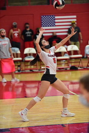Jourdanton v Somerset Volleyball  8/29/2020