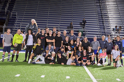 Faculty and Seniors Soccer game (9/26/2019)