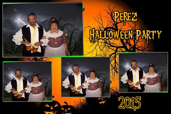 10/24/15 Perez Halloween Party