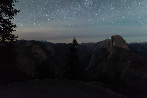 Glacier Point, Yosemite - May 20,2018