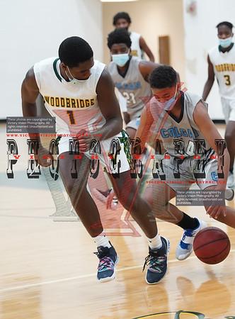 Colgan @ Woodbridge Boys JV Basketball 12-28-20