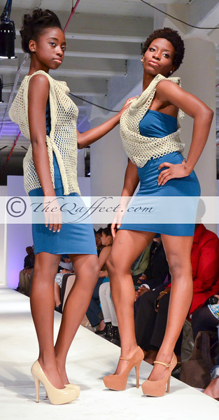 BKFW Spring 2013 Collection: TRUDY MILLER presents Trudy Miller Layers