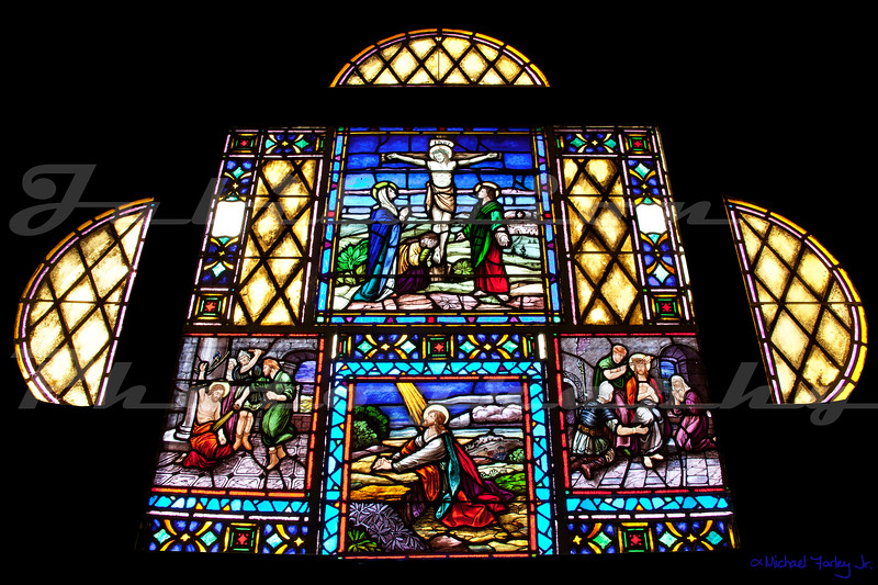 St. Joseph Catholic Church, Auburn, CA, built in 1911.