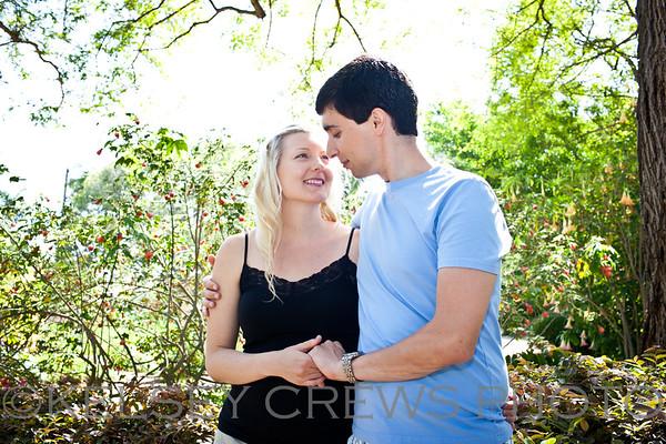 Diana and Justin's Santa Barbara Engagement Session