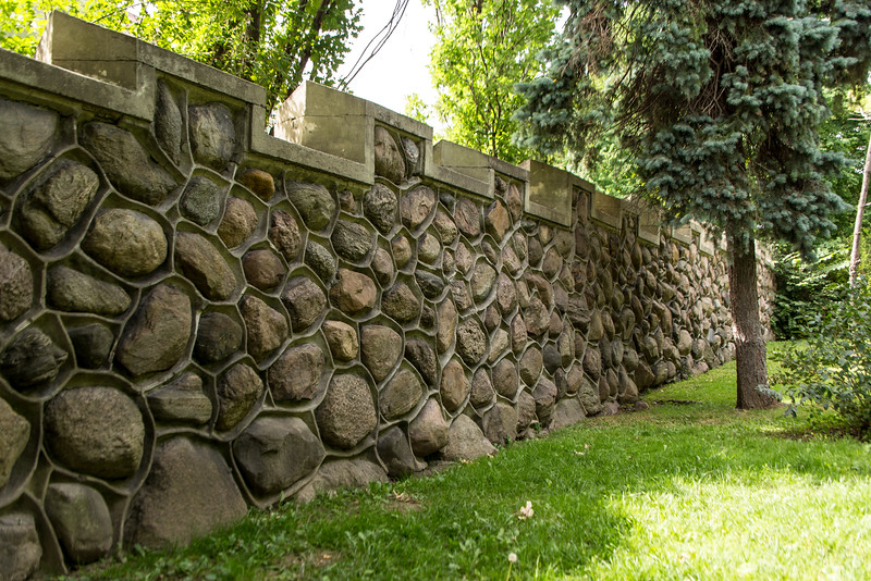 Casa Loma Wall