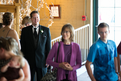 Tom and Katie Wedding - Ceremony