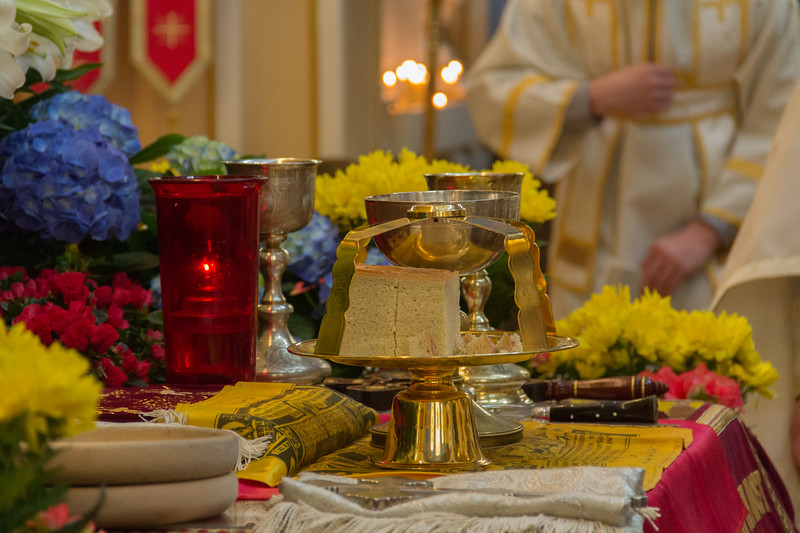 Holy Saturday Divine Liturgy 2017