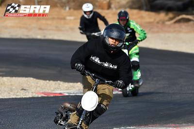 Go Ped Racer Black Helmet Paper Plate