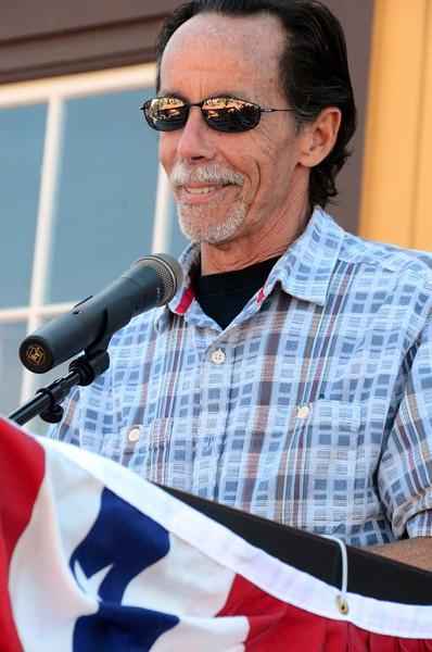 SLO Vice Mayor Dan Carpenter