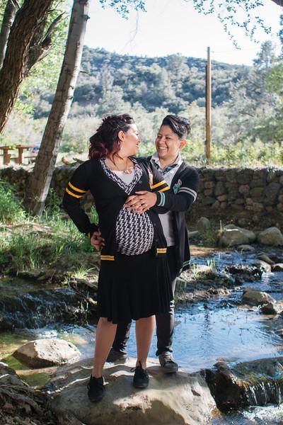 Megan and Diana Harry Potter Maternity Shoot-2.jpg