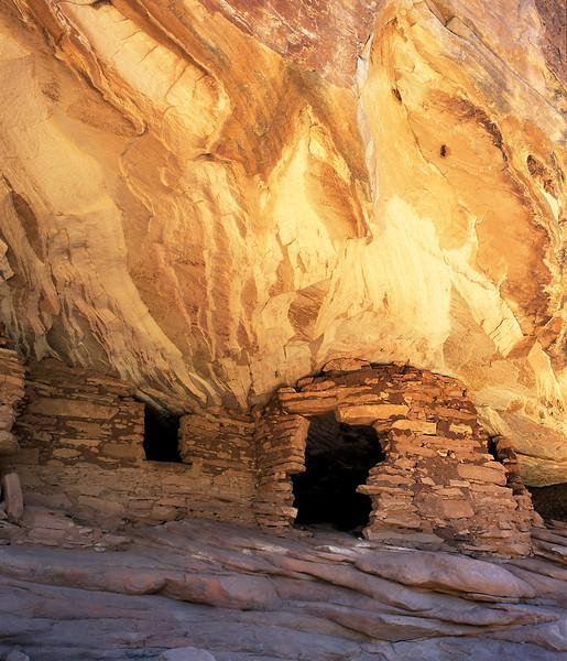 Mule Canyon Anasazi dwelling, Utah