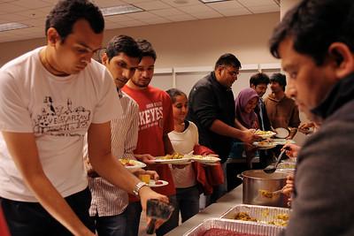 2014 Vegetarian Cooking Workshop Thanksgiving