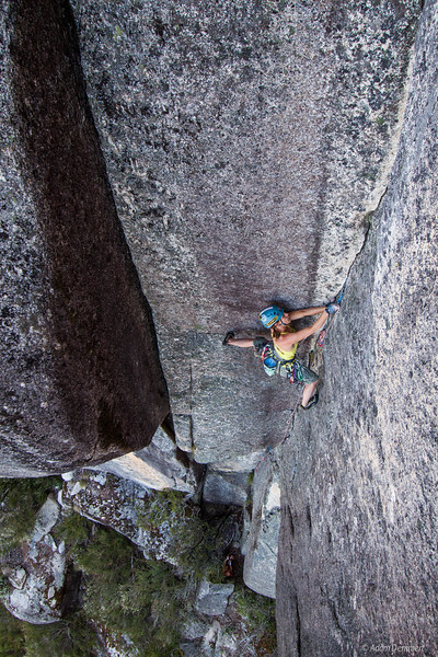 Cath on Silk and Satin, Mount Buffalo